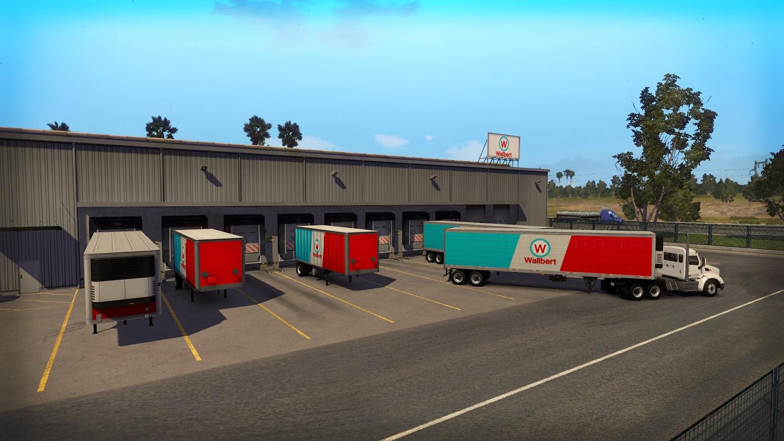 american truck simulator tpb