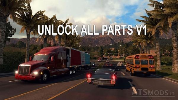 unlock-parts