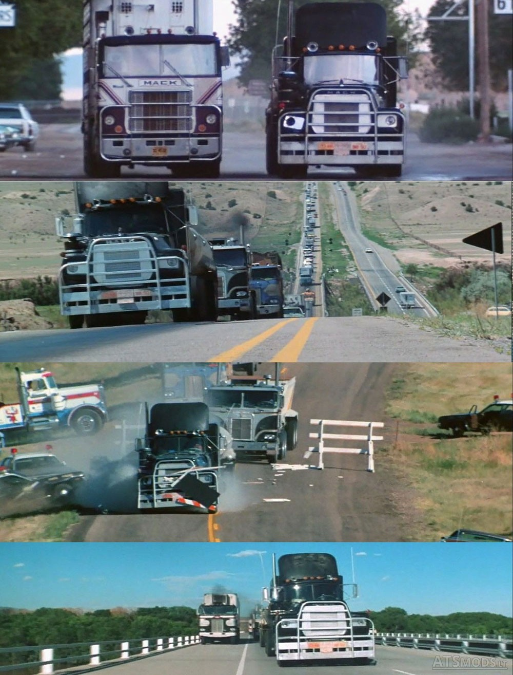 Convoy (Movie)