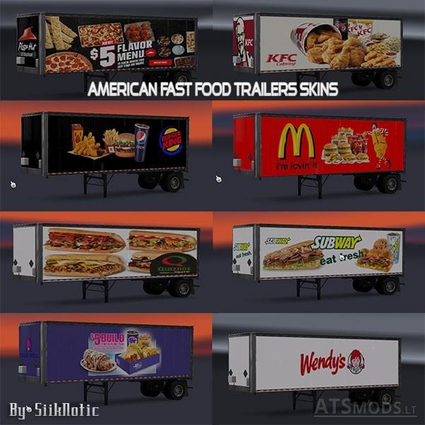 American-Fast-Food