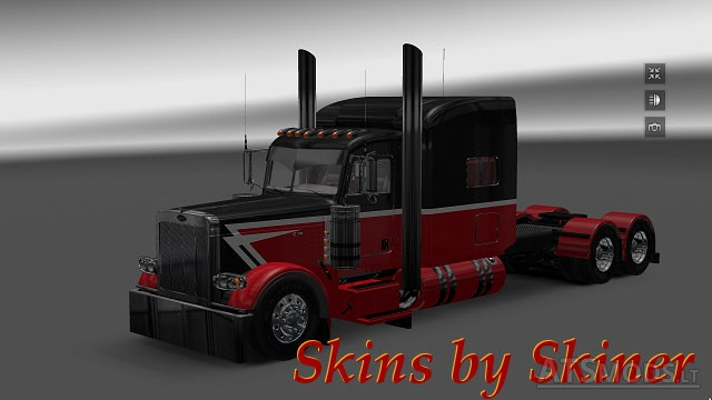 Peterbilt 389 Big & Little Skin