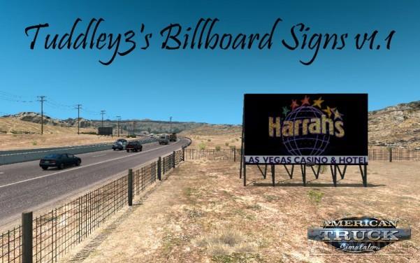 Billboard-Signs