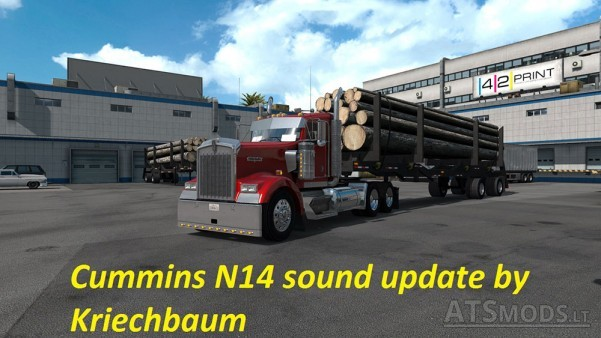 Cummins-N14-Sound