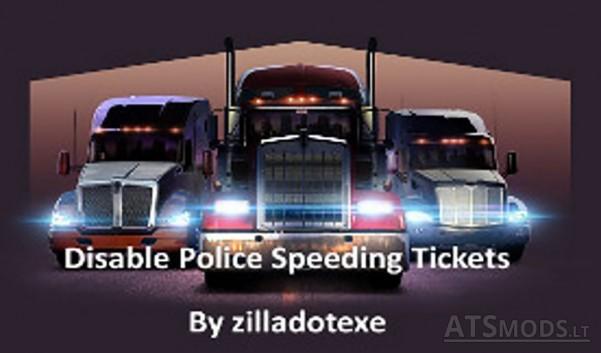 Disable-Speeding-Tickets