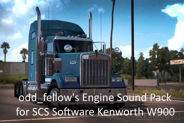 Engine-Sound-Pack