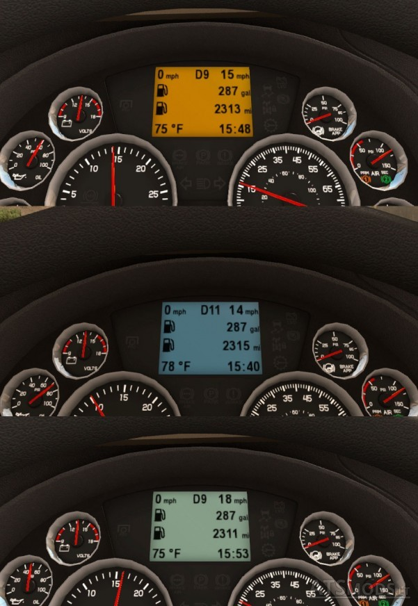 Kenworth-T680-Dashboard