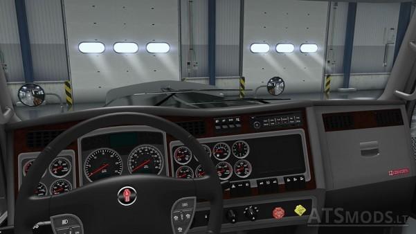 Kenworth-W900-Interior-2