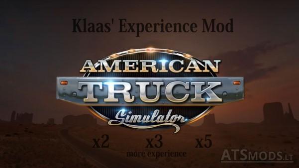 Klaas'-Experience-Mod