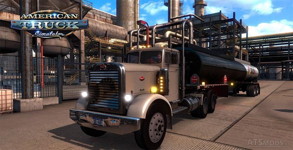 Peterbilt 351 | American Truck Simulator mods