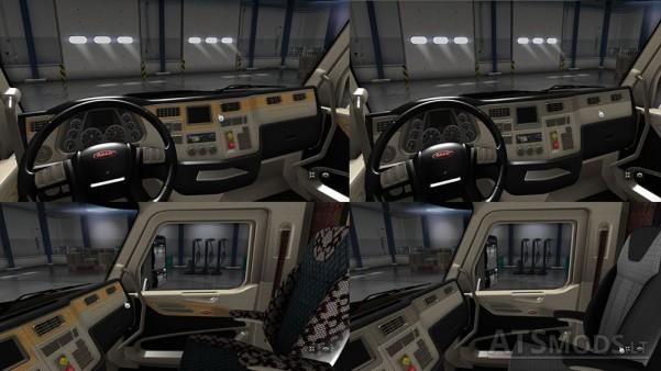 Peterbilt-579-Interior