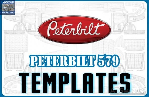 Peterbilt-579-Templates