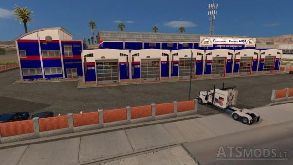 Powerhouse-Transport-USA-Garage