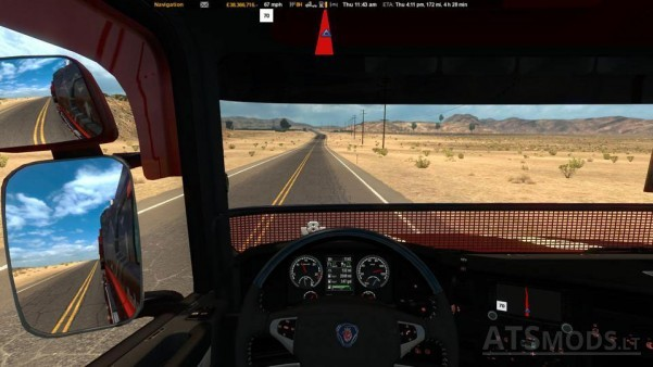 Scania-Display-Rework