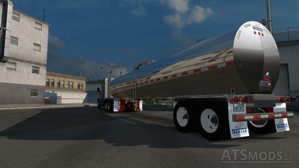 Tremcar-Milk-Tanker