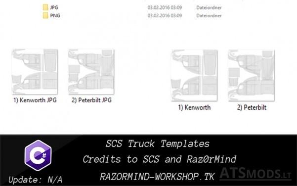 Trucks-Templates