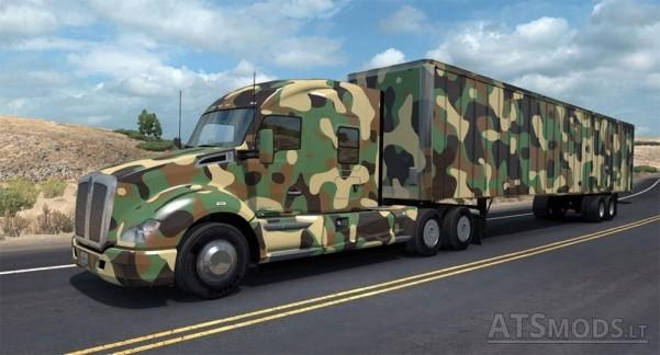 army-trailer