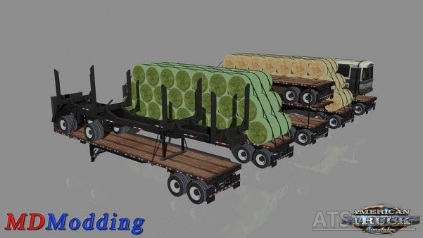 flatbed-trailers