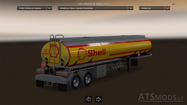 fuel-cistern