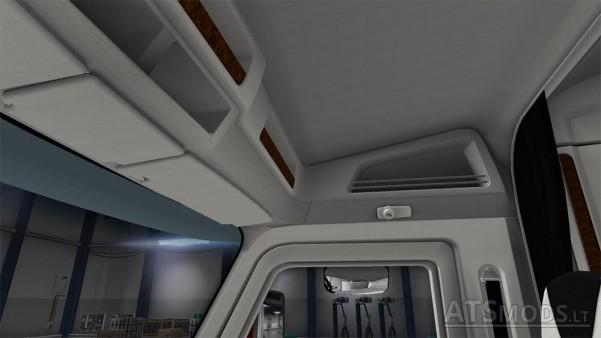 peterbilt-white-interior