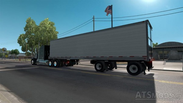 spread-axles