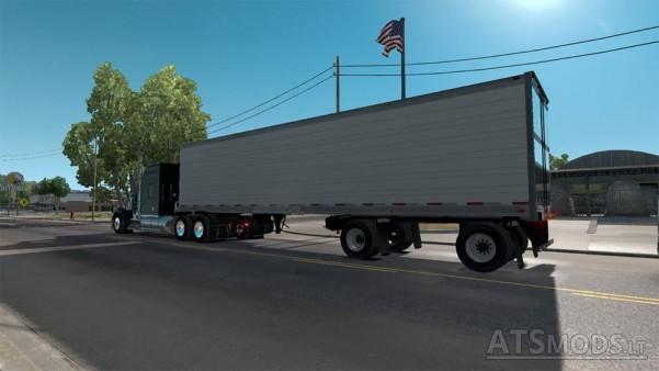 spread-axles