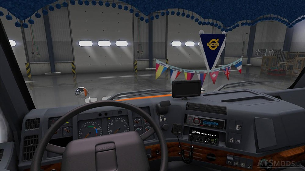 volvo vnl 660 update   american truck simulator mods