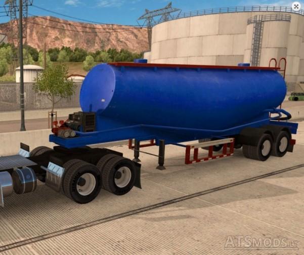Blue-Cement