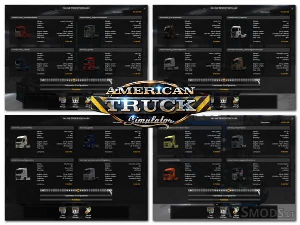 ETS2-Truks-Pack-1