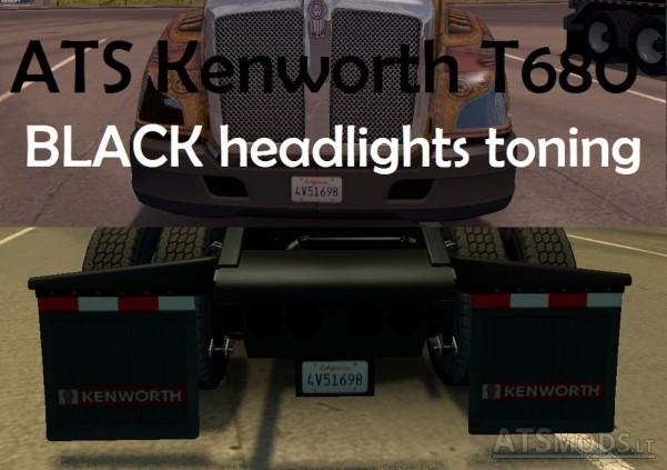 Kenworth-T680-Black-Headlights-Toning-1