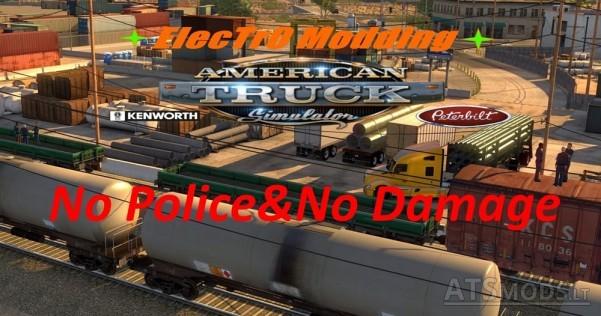 No-Police-&-No-Damage