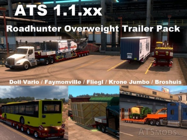 Overweight-Trailer