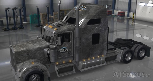 SCS-Paintjob