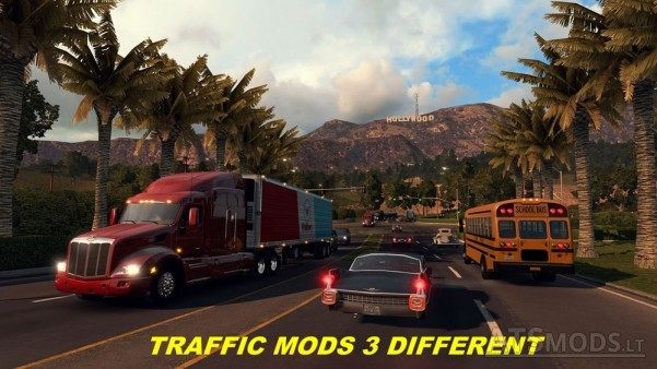 Traffic-Mods