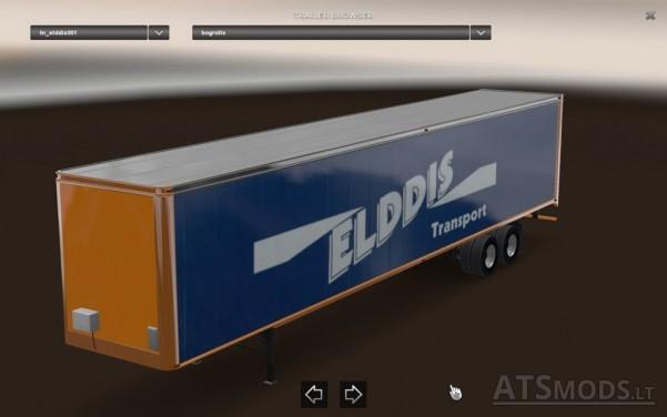 Elddis-Transport