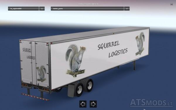 Squirrel-Logistics