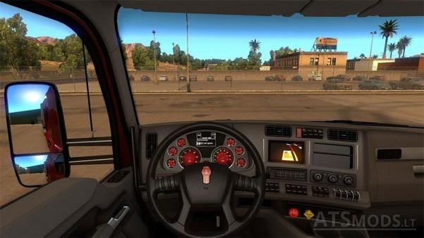 kenworth-dashboard-red