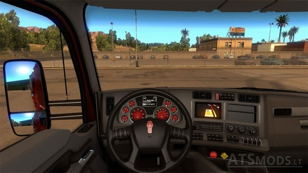 kenworth-dashboard-red