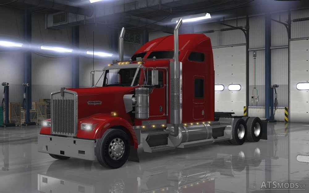 Kenworth-W900-Sound
