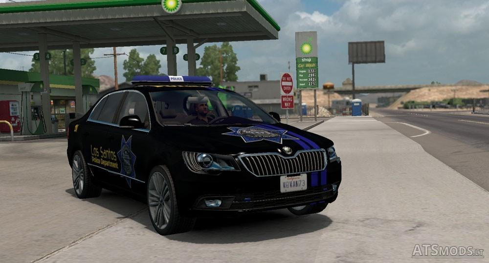 Los-Santos-Police-Department
