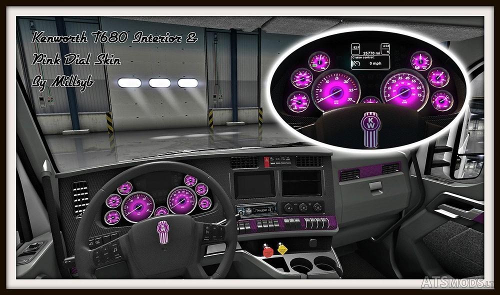 Pink-Dial