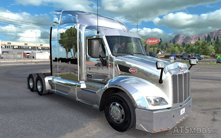 Chrome-Peterbilt-579