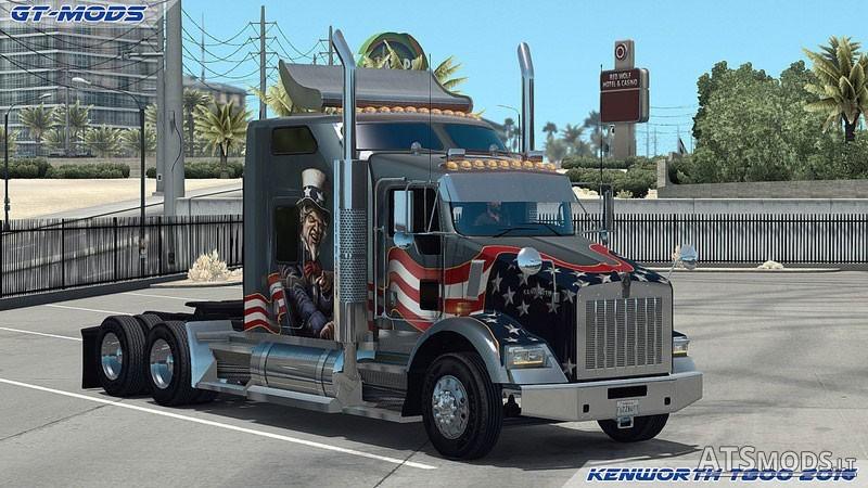 gt mods kenworth t800 2016 beta v 0 5 1 american truck