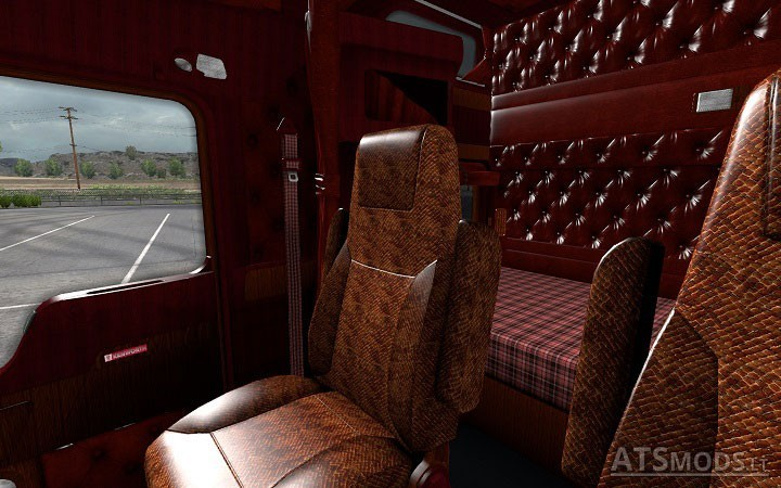 Kenworth-W900-Interior-3