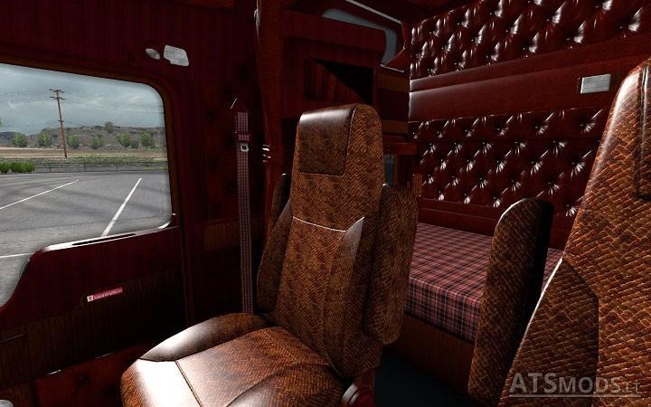 Kenworth-W900-Interior-3