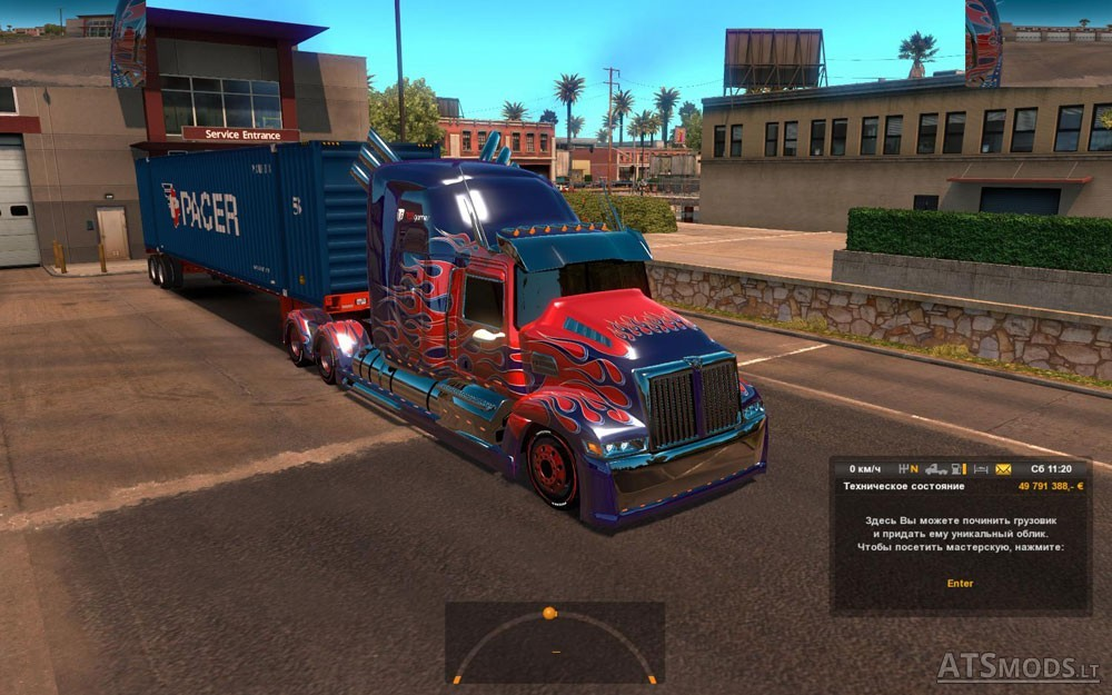 Wester-Star-5700-Optimus-Prime-1