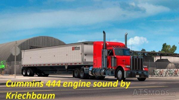 Cummins-444-Sound