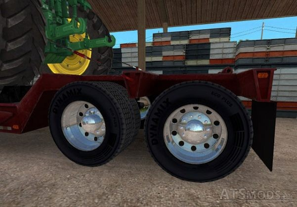 Trailers-Wheels