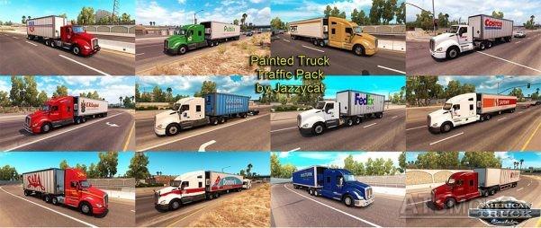 ttruck-trafic