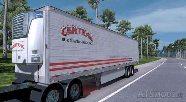 central-refrigerated
