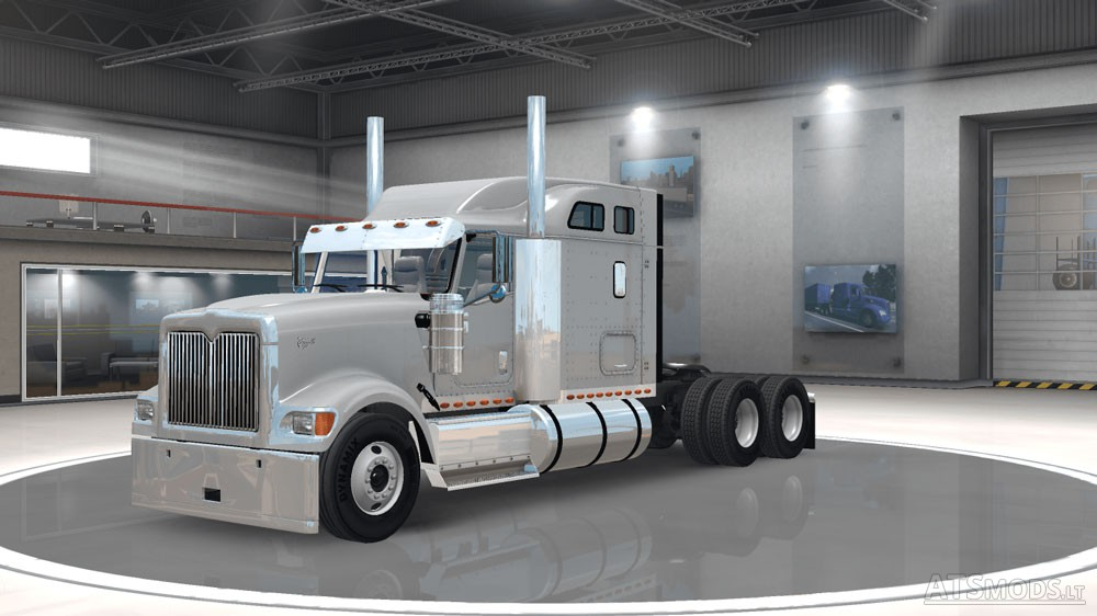 international 9900i | american truck simulator mods